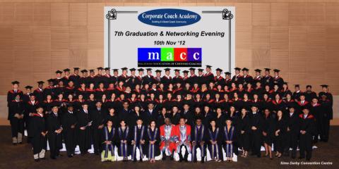 Coaching Course Graduates